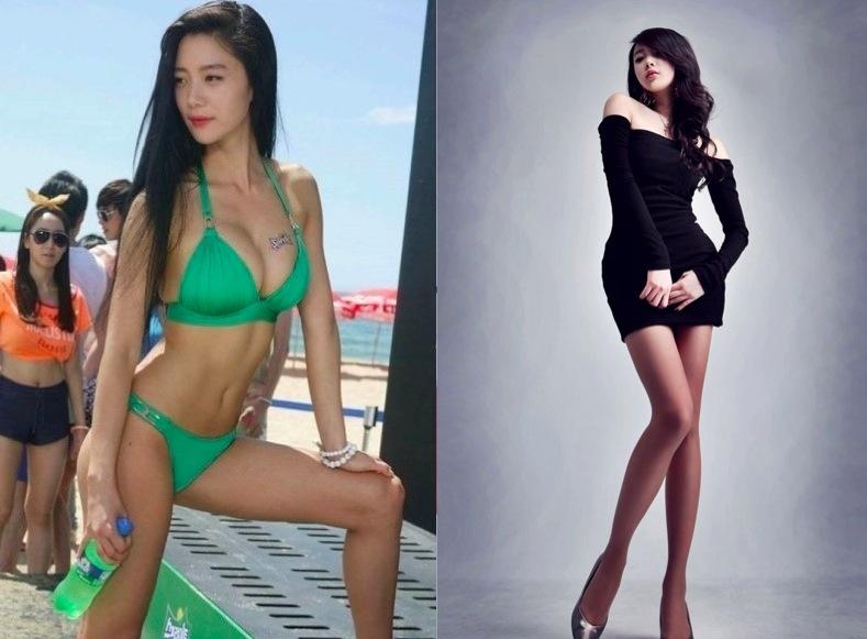 一名女子每天重複這『八步驟』兩個月練出跟韓國女生一樣又細又長...