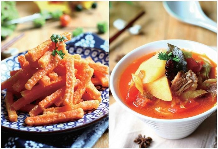 超簡單!5款蘿蔔和青菜的混搭有意思料理~~隨手可得的蔬菜這樣...