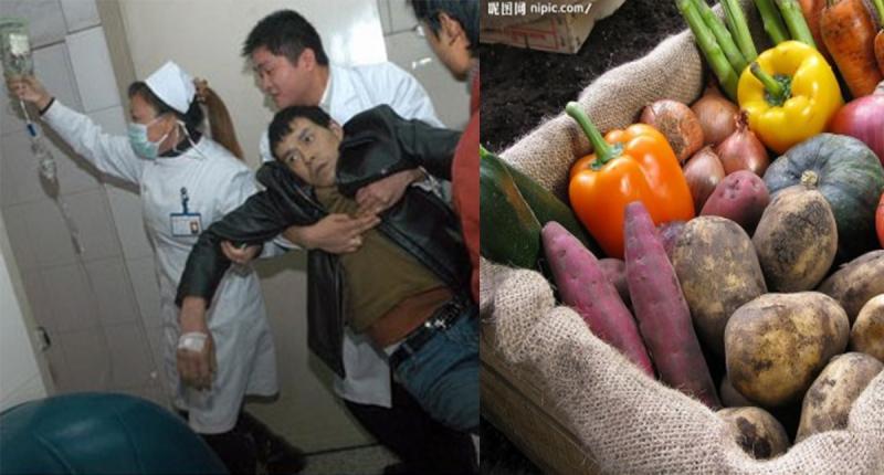 驚!這四種蔬果的皮千萬不能吃!小心誤食會喪命!太恐怖了~這個...