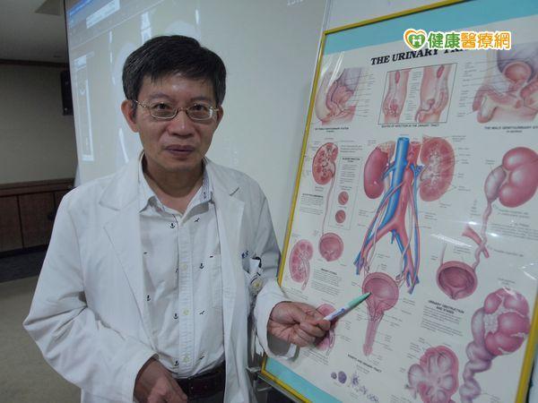 老翁出現血尿竟是放射性膀胱癌惹禍...