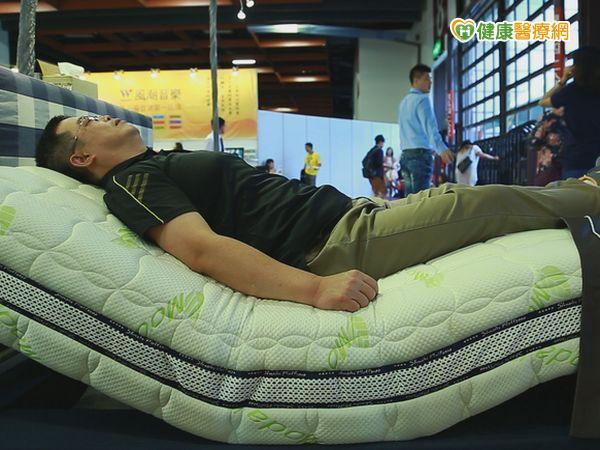 睡眠床未來式負離子人體工學新科技...