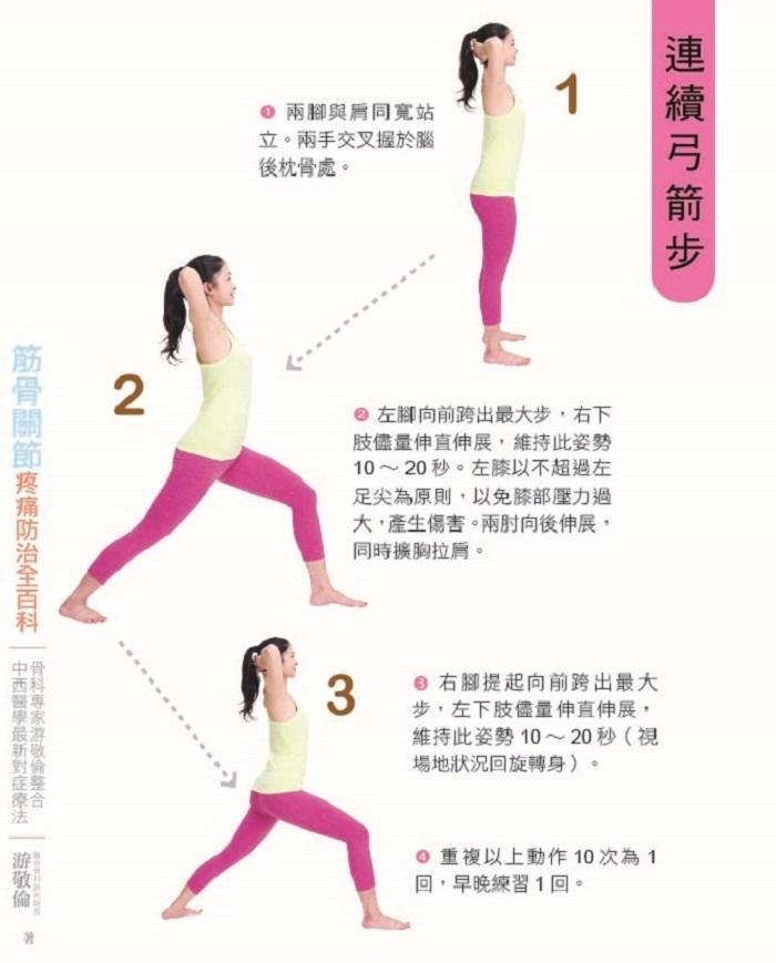 超簡單!只要跨2步,就能測出你的下半身年齡......下半身...