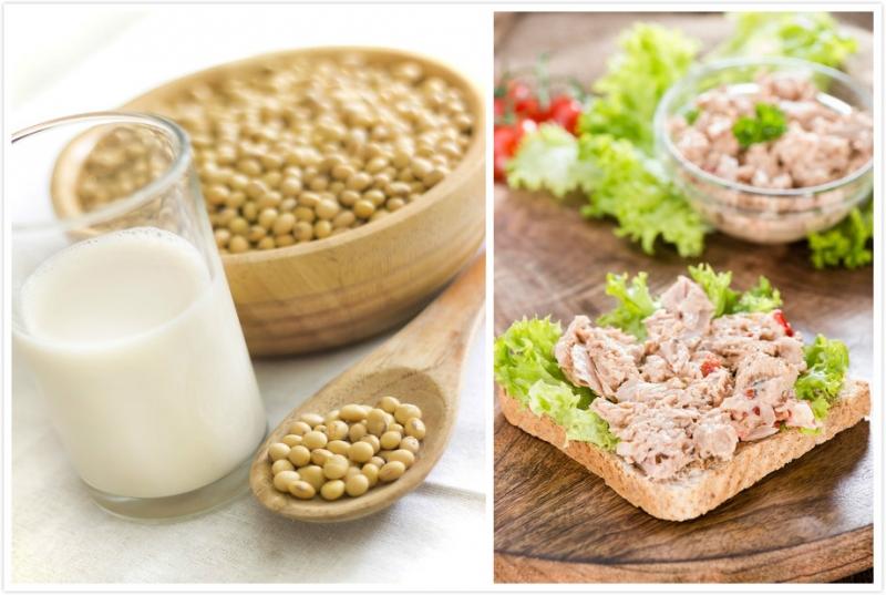 光靠喝奶昔減肥,太缺乏人性了!7個高蛋白質卻低熱量的食物.....