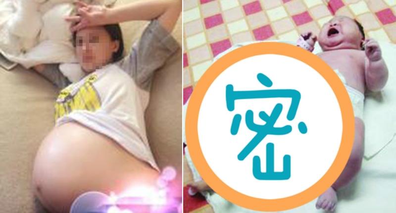 醫生警告產婦:胎兒過大需剖腹!她卻執意要危險的自然產...沒...