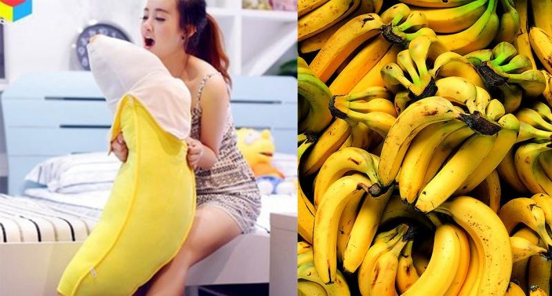 為什麽女人一聽到香蕉就臉紅心跳,看完後終於明白香蕉為什麼大受...
