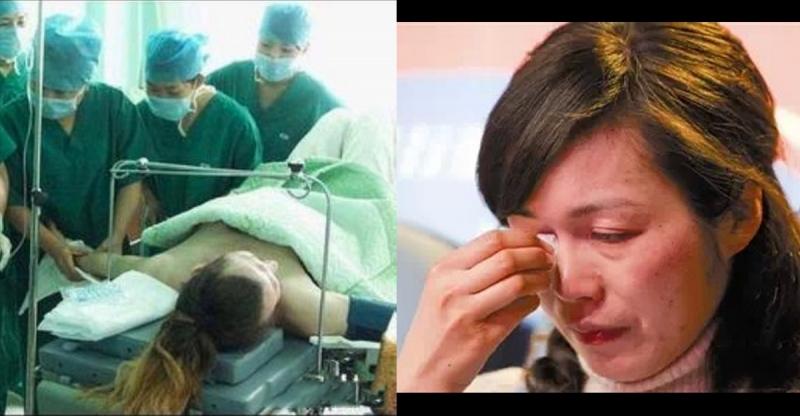 那年我在手術台上差點死去,欲哭無淚地回到夫家,他竟然這樣嫌棄...