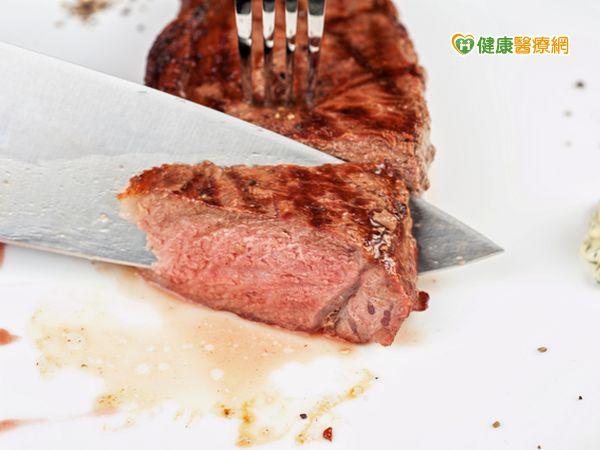 攝取過多紅肉恐提高罹患大腸癌風險...
