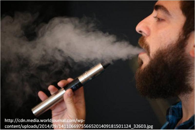 電子菸到底會不會危害健康嗎?...