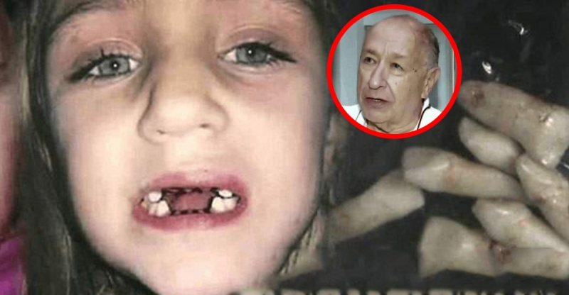 母親帶著女兒去做牙齒檢查,女兒竟然滿身是血從診療室出來!醫生...