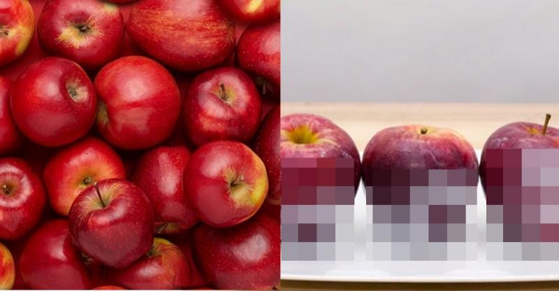 原本搞不清楚他為什麼要拿熱水淋蘋果,直到出現了驚悚畫面我才知...