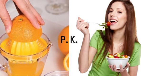 水果榨汁喝不如直接吃...