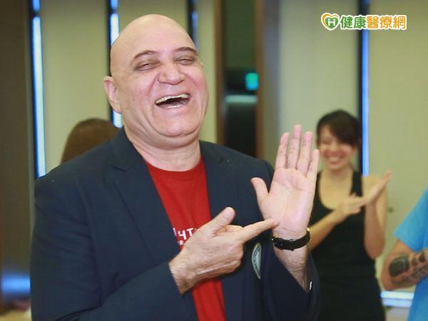 大笑一分鐘健康一輩子愛笑瑜珈驚人力量...