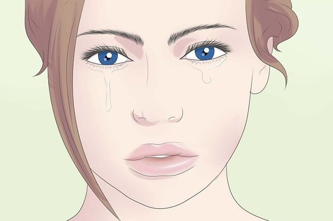 不常不哭的女人很危險!看完每個女人都想每天哭了,原來會有這麼...