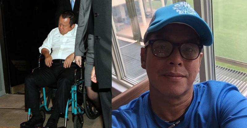 曾志偉也受這種病所苦,嚴重時甚至要用輪椅代步...,譚詠麟爆...