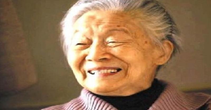 昨天凌晨!她105歲安祥逝世,留給身邊人最後「這段話」,揭開...