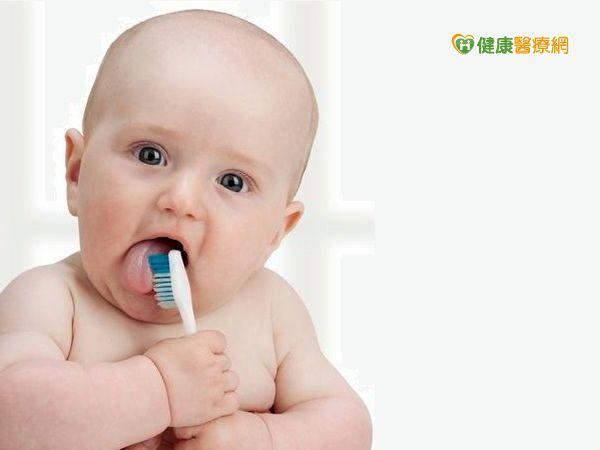 乳牙有黑點嗎?童齲齒機率較低...