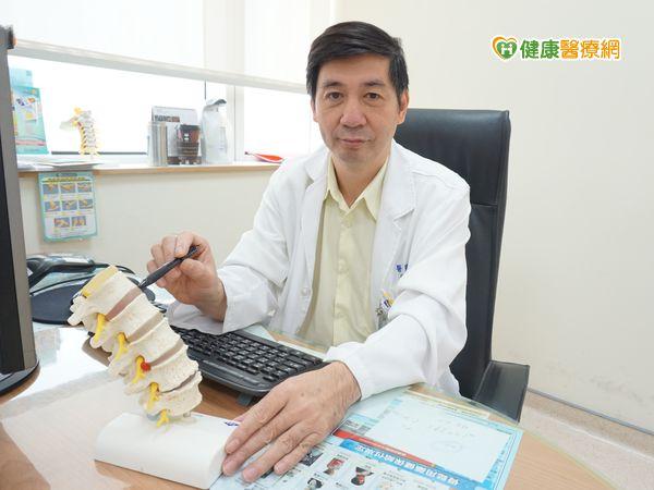 跌倒骨折怕手術老翁脊椎灌漿風險低...
