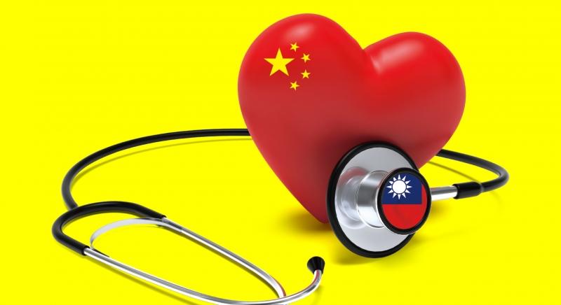 健康中國機會台灣...