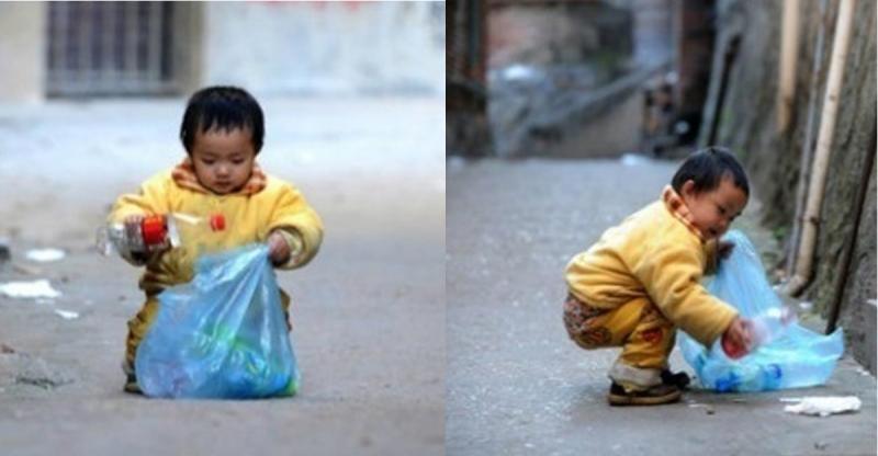 這個女孩得了「先天心臟病」為了湊50萬手術費每天在馬路上撿寶...