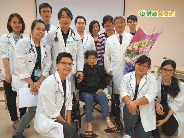 80歲老嬤心悸加喘氣竟是心臟衰竭...