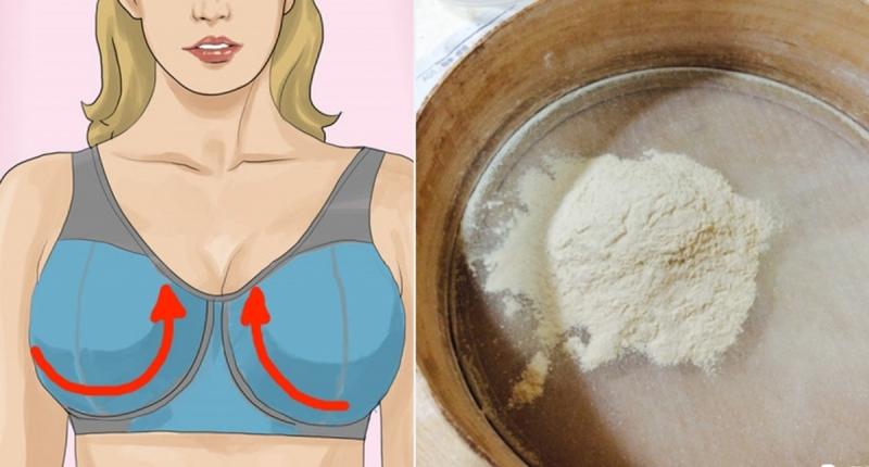 太神了!餵乳房吃這個就升級三個cup!大胸女隱藏多年的捷徑阿...
