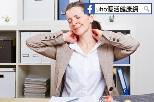 肩頸痠痛+耳鳴小心頸頭症候群...