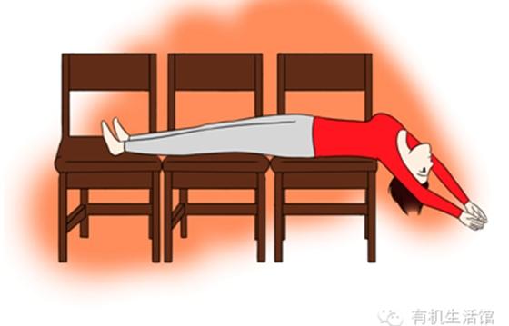 一分鐘就能學會的「拉筋自愈法」筋長一寸,壽延十年,要使身體健...