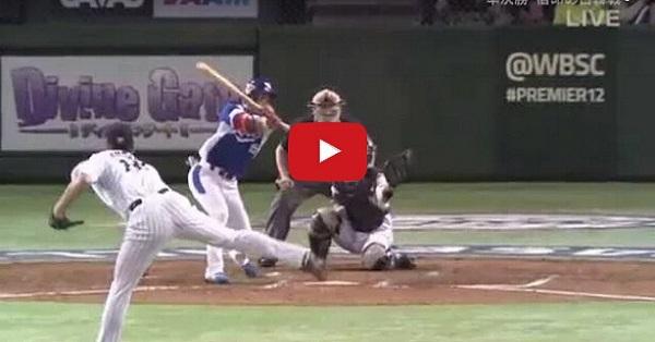 日本棒球史上最可怕的「怪物」投手...完全讓韓國隊崩潰了!這...