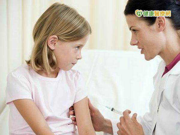 幼兒接種流感疫苗踴躍只剩3.4萬劑...