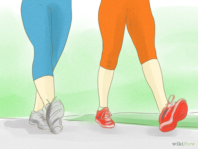 Image titled Get Skinny Legs Quick Step 1