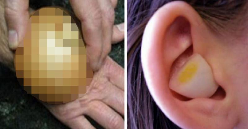驚人!她把「這個」塞進耳朵里,隔天起床後身體發生的變化太神奇...