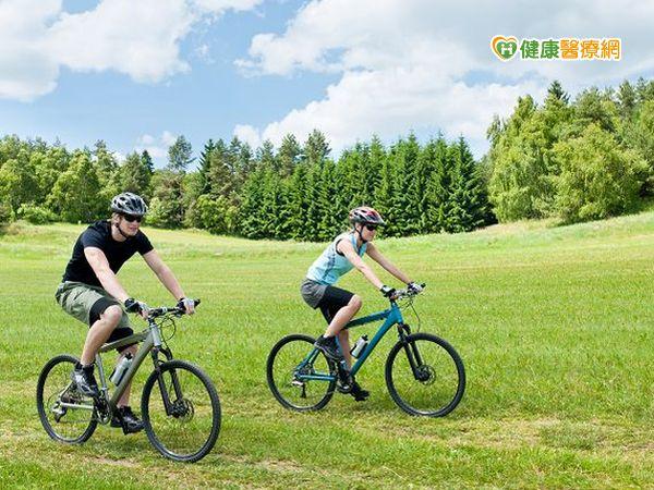 正確姿勢騎單車避免痠痛找上門...