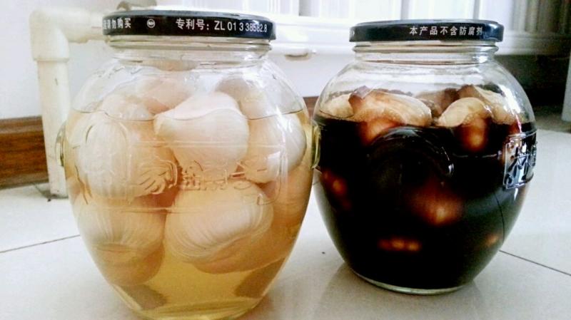 很多人不知道『糖醋蒜汁』的神奇功效!可以用來改善多種癌症症狀...