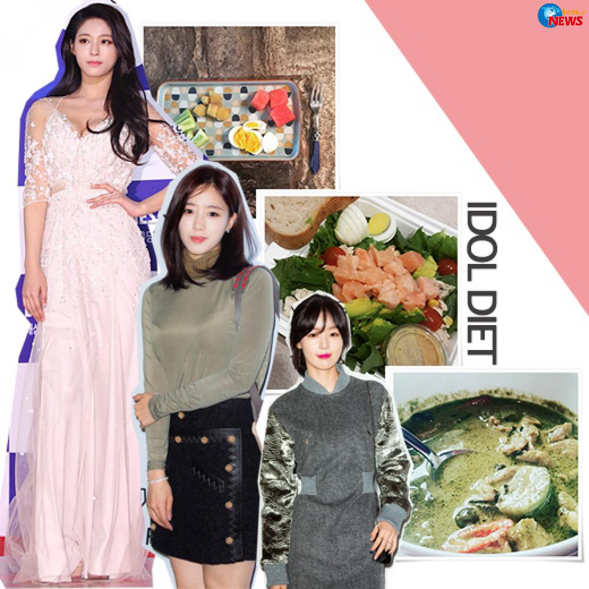 6名韓國愛豆公開瘦身食譜哪個最有效?...
