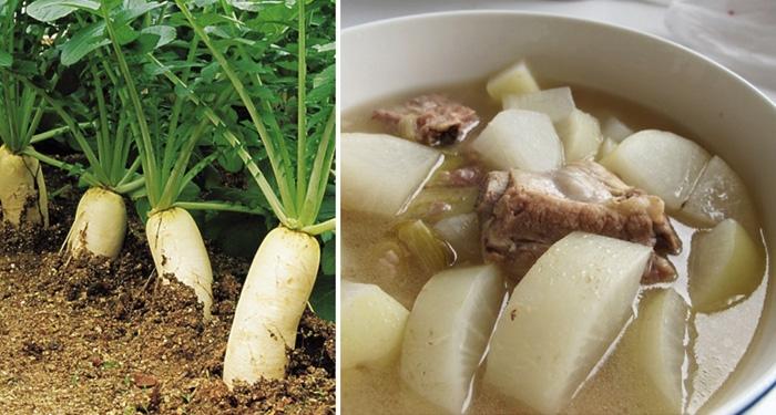 冬天吃「白蘿蔔」比人蔘強100倍!教你5道料理,不僅治便秘「...