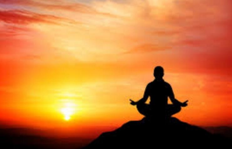 在靜坐中修復生命能量!恢復生命活力!每個人都應該看一下!...
