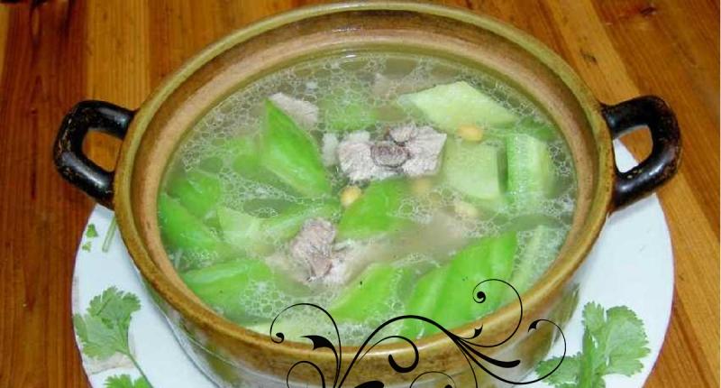常喝3款湯:去火治便秘,連吃3天刮油5斤!排毒清腸,減肥瘦身...