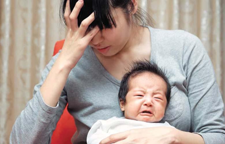 媽媽產後憂鬱,孩子也受影響!化解憂鬱,這幾招學起來......