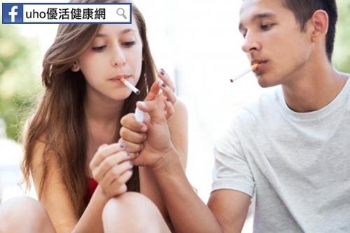 有樣學樣暑假少年吸菸人數增...