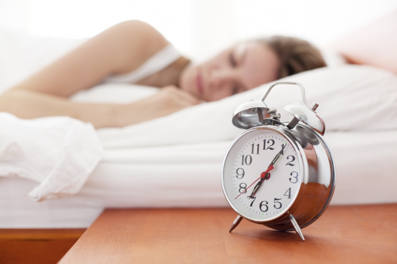 你知道睡眠對肌膚的影響嗎?(上)...