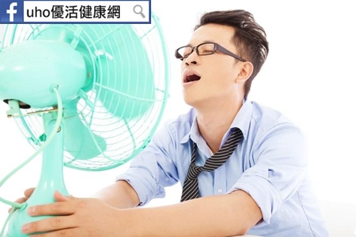 3招退暑氣預防熱傷害...