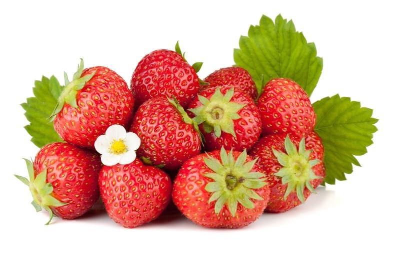 原來「草莓」不只好吃,還有「8大功效」!「排毒」「補鈣」「減...