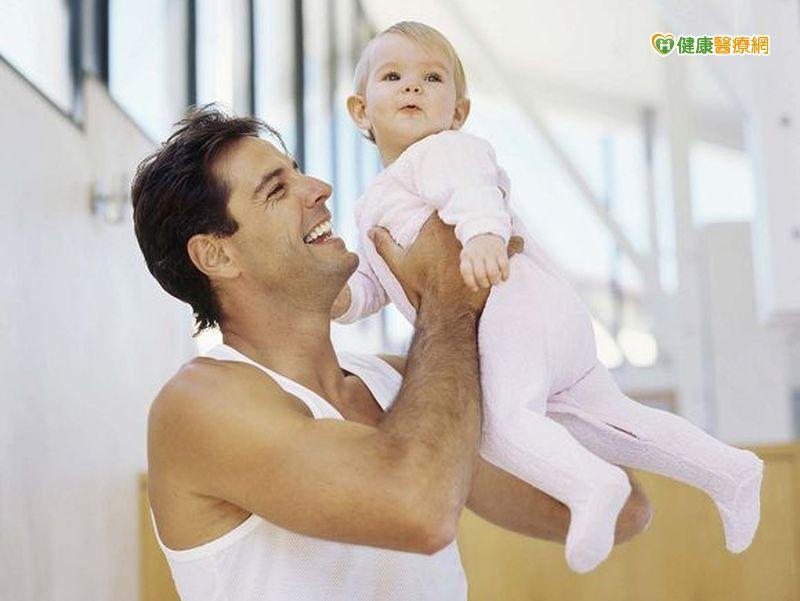 每天10分鐘加強肌力育兒爹地告別「爸爸手」...