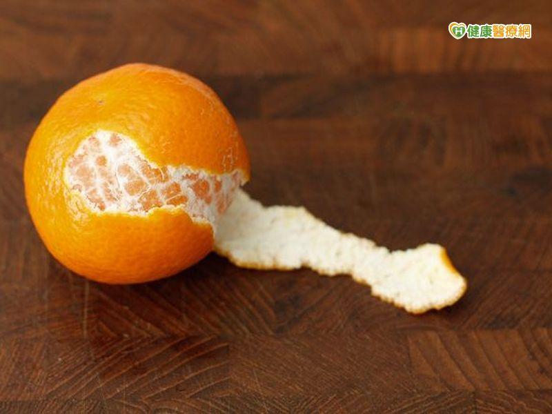 感冒吃烤橘子小心吃錯適得其反...
