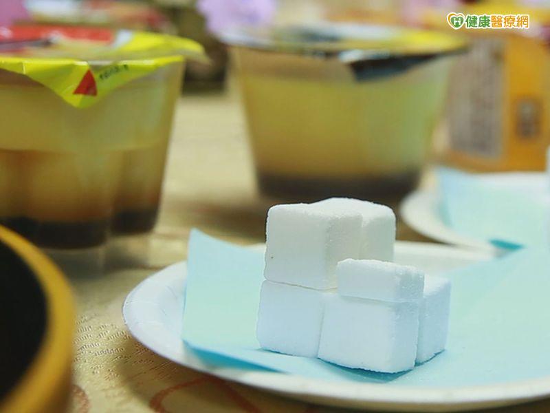 布丁是雞蛋牛奶做的?布丁其實很多糖...