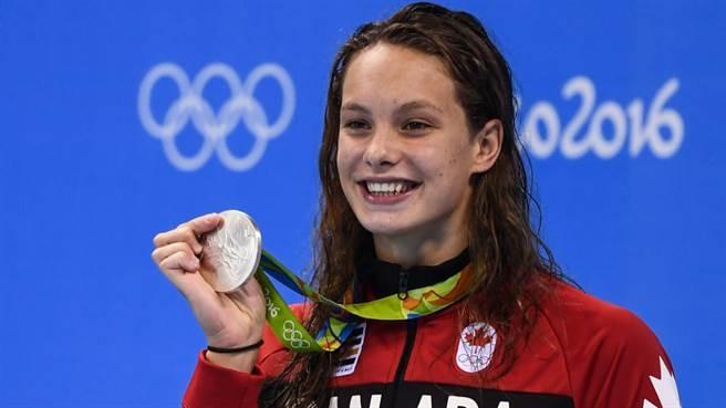 16歲奧運新星「泳」奪4牌,卻只想回「加」去...,這純真的...