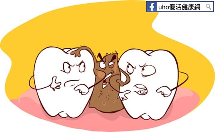 牙齦黑黑的惡瘤找上門...