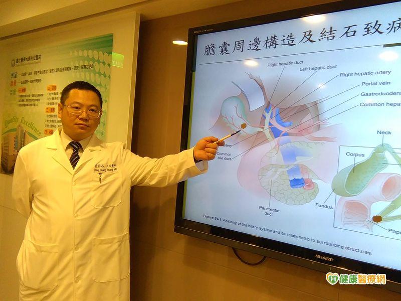 大腸鏡檢查水喝太少急性膽囊炎發作...