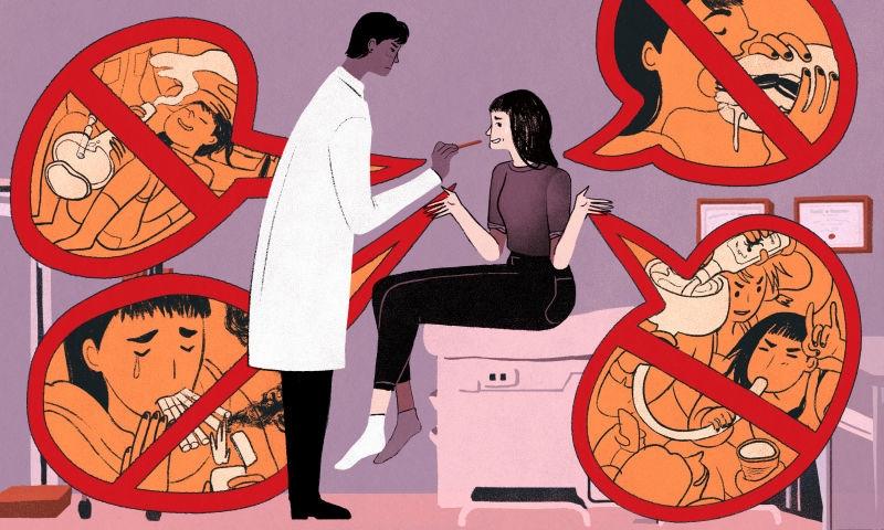 看病向醫師說「小小的謊」,竟然會造成嚴重的後果!10句你不得...