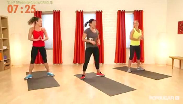 潔西卡艾芭教練教你不上健身房這樣做!10分鐘超有感免器材運動...
